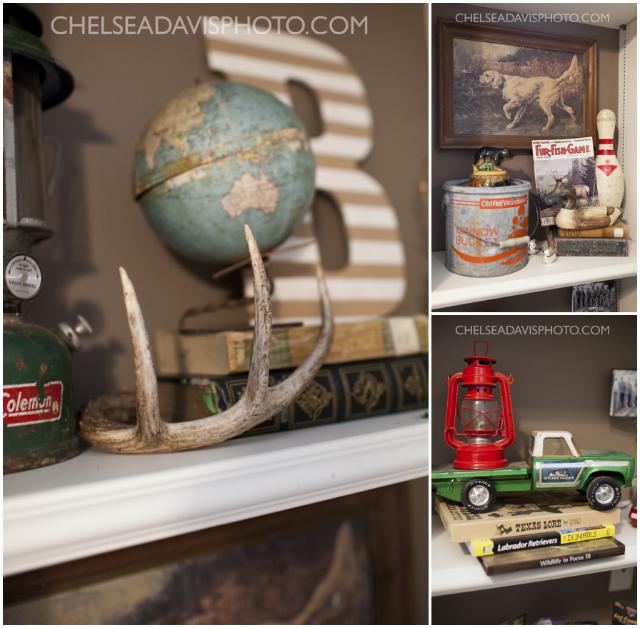 Everything Designish Baby Boy S Nursery: Vintage Hunting Nursery Designed By Ashley From Southern