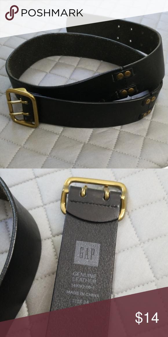 Gap Belt | Belt, Genuine leather belt, Genuine leather