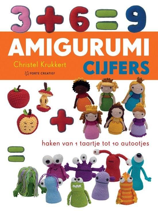 Na Het Haken Van Het Hele Alfabet In Amigurumi Alfabet Is Christel