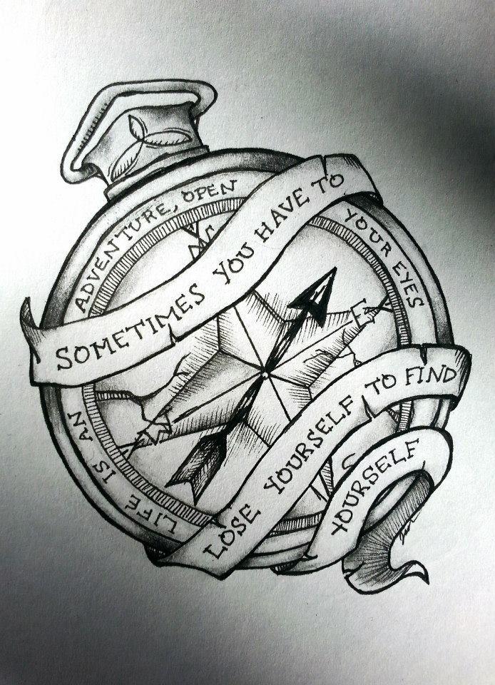 Optimist Tattoo Designs by Jamie Zador