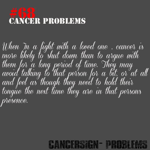 Cancer Sign Quotes Cancer Sign Quotes Tumblr Cancer Zodiac Sign