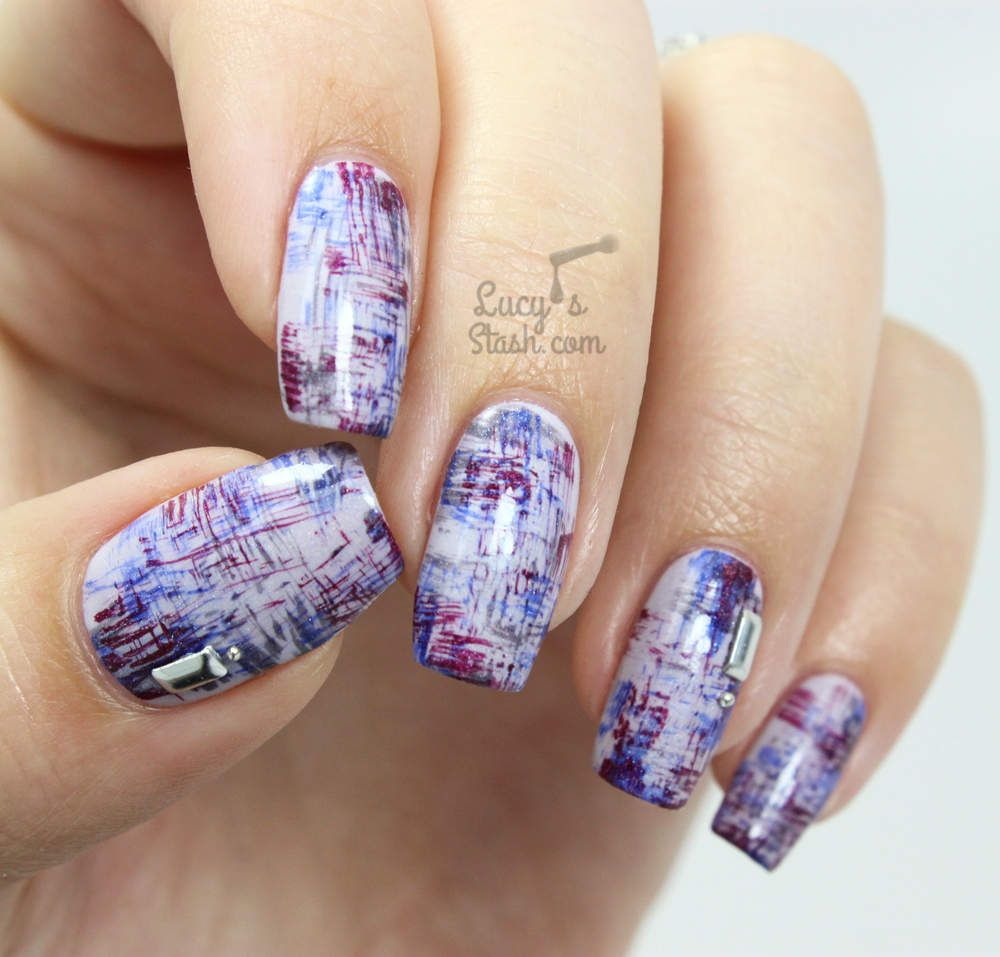 Paint All The Nails Presents Dry Brush (Lucy\'s Stash) | Nail nail ...