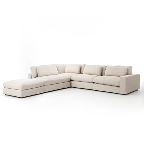 Kensington Bloor Sectional Kit, The Khazana Home Austin Furniture Store