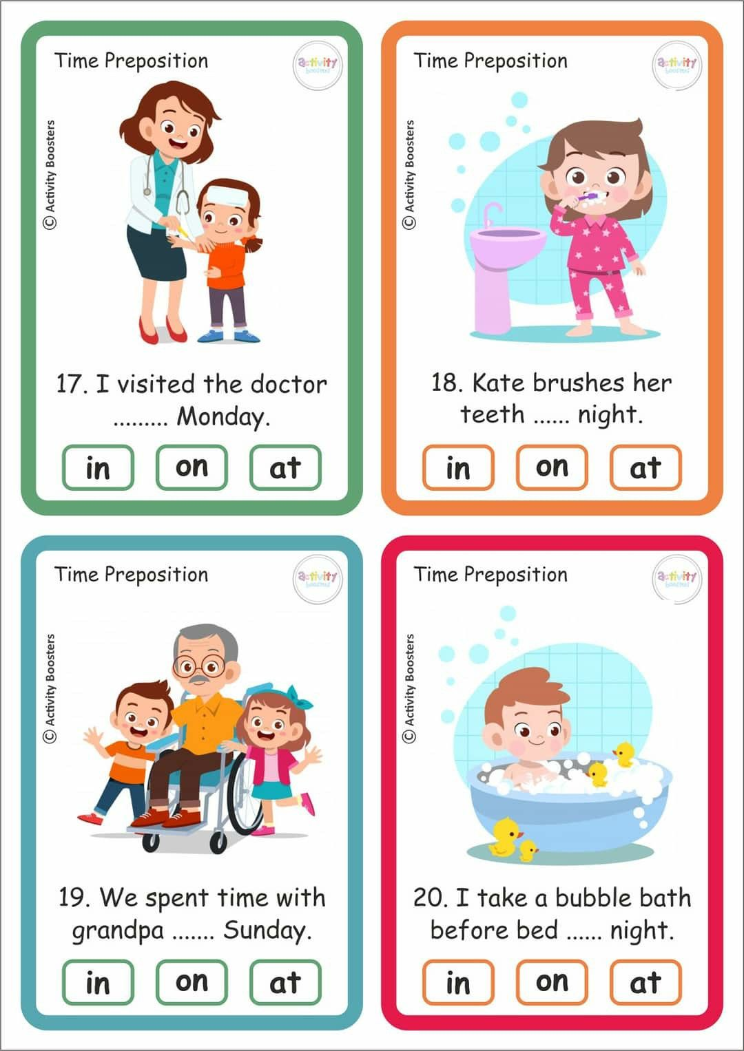 Pin By Sonali Piedade On English Worksheets In