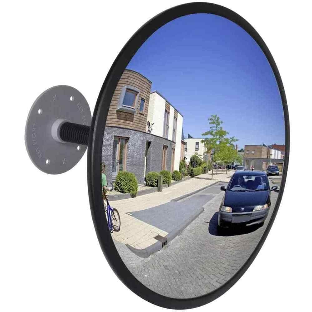 "12/"" Acrylic Indoor Convex Mirrors BULK DISCOUNT AVAILABLE!"