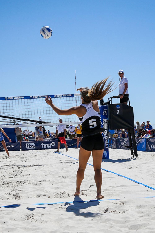 Ncaa Com Sports Beach Volleyball Championships Day 1 Beach Volleyball Sports Volleyball