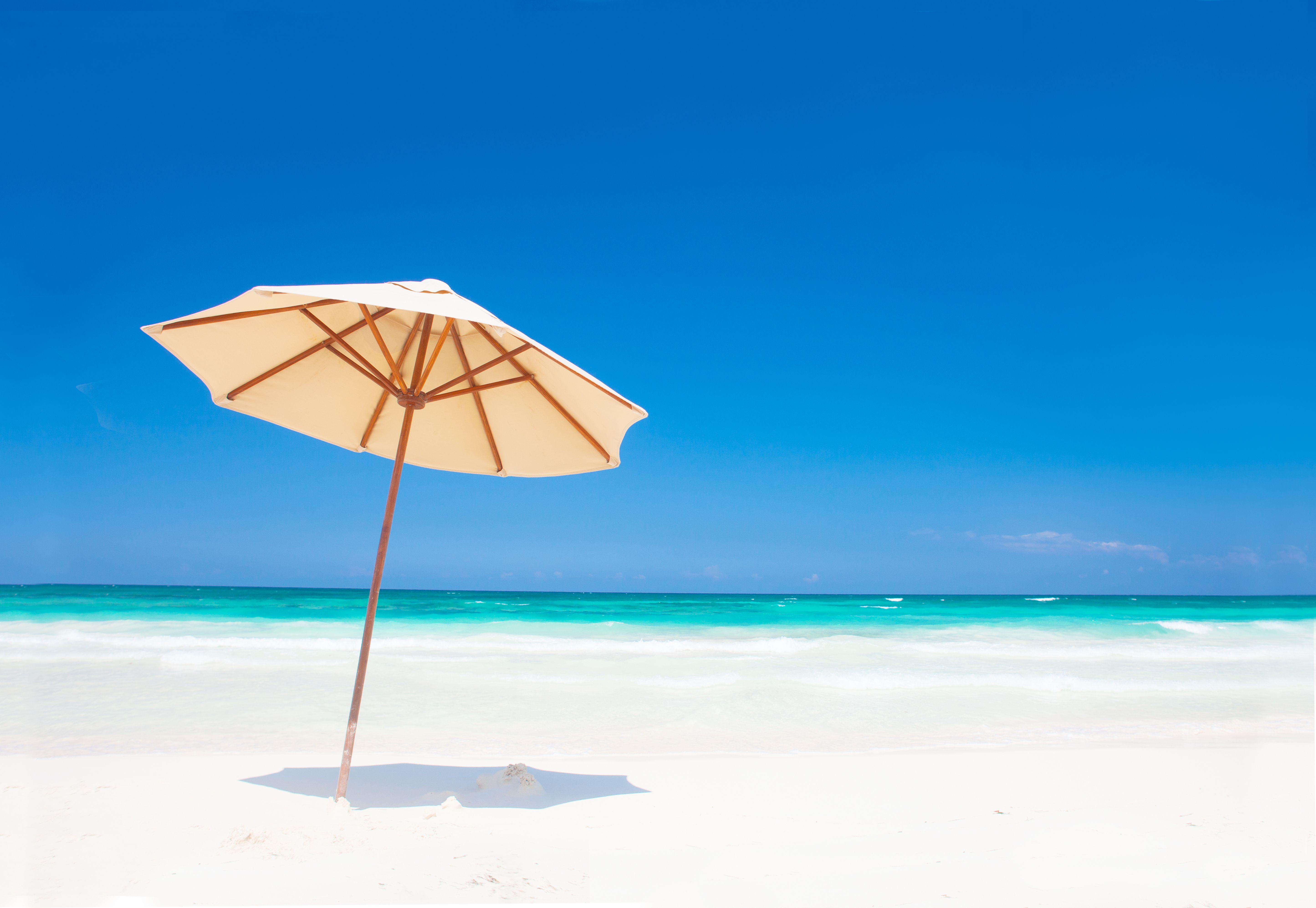 Beach Umbrella Barbados Property List The Beach Pinterest