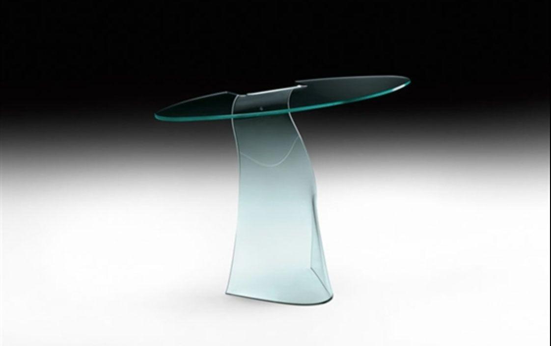 Fiam Italia Dama Consol table available at Juxta Interiors Hessle East riding of Yorkshire