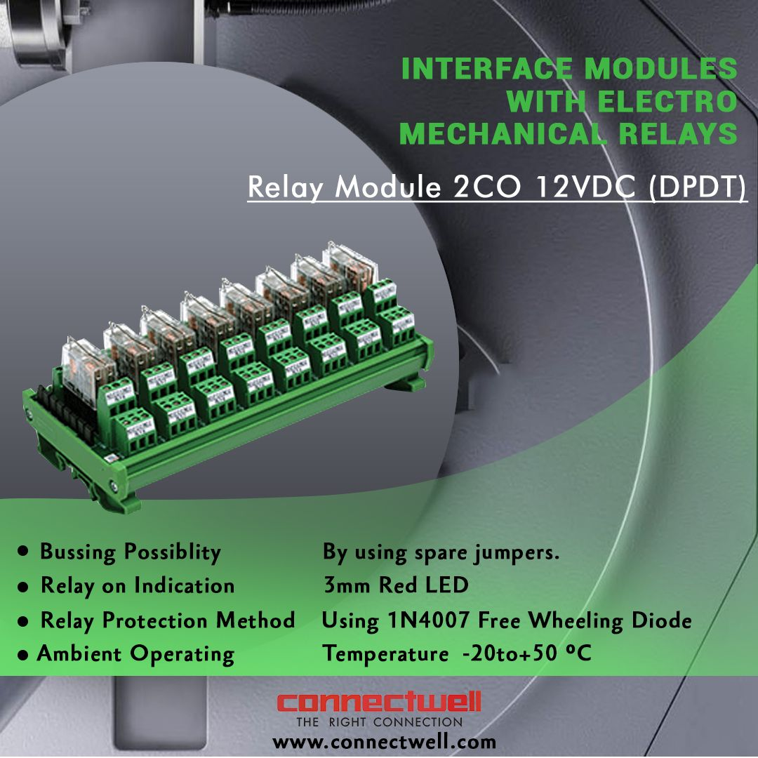 medium resolution of an interface module is a convenient and compact wiring and convenient way for the sensors and actuators for more visit www connectwell com
