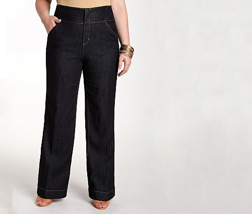 plus size jean styles | wide legs, legs and jeans style