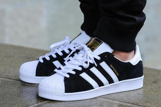 Adidas Superstar 2 City Print Shoes Black Good Quality