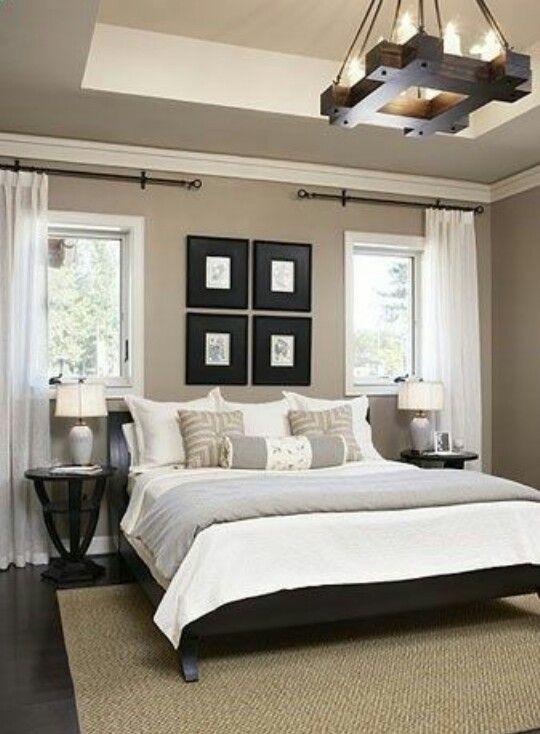 Master Bedroom Love nest Pinterest Master bedroom, Nest and