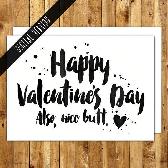 Valentine Card Printable - DIY - Printable Love card - Printable