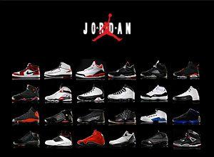 Air Jordan : Historique