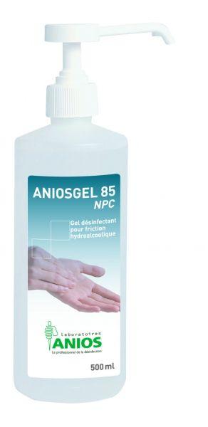 Gel Hydroalcoolique Anios 85 Npc Gel Hydroalcoolique Produit