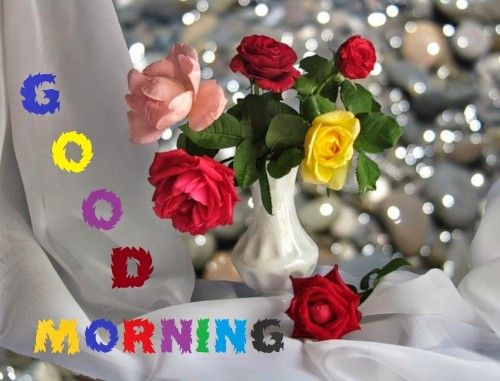 Have A Happy Monday Good Morning Flowers Good Morning Images Morning Flowers