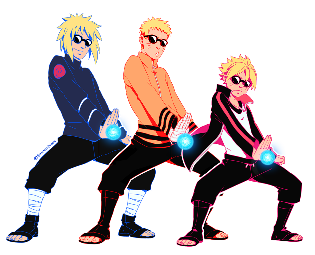 Where did you get that Jutsu from? by SorceressDream on DeviantArt
