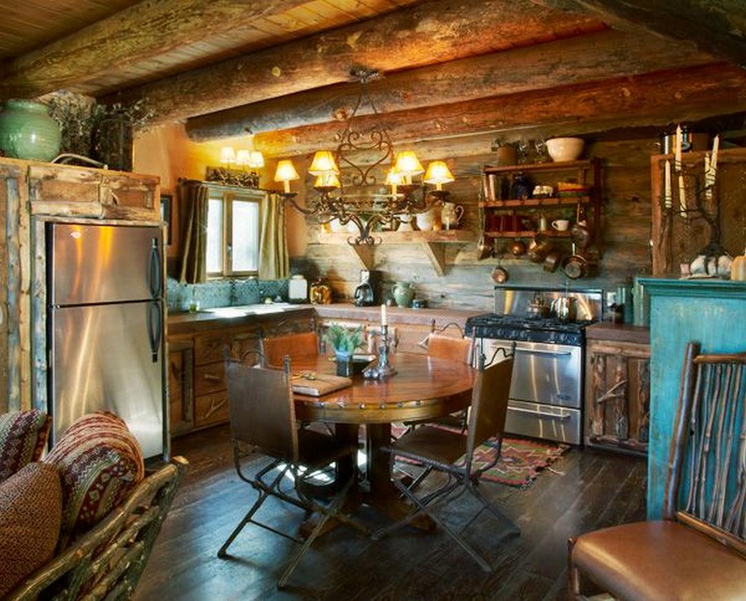 49 Gorgeous Rustic Cabin Interior Ideas  Https://www.futuristarchitecture.com/14111 Rustic Cabin.html