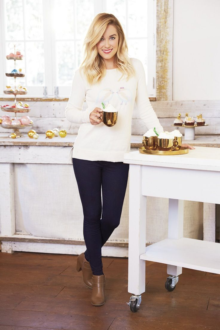 65abc252f20 Home for the holidays. LC Lauren Conrad at  Kohls