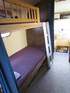 Pin By Lenita Flores On Rv Ladders Bunk Beds Built In