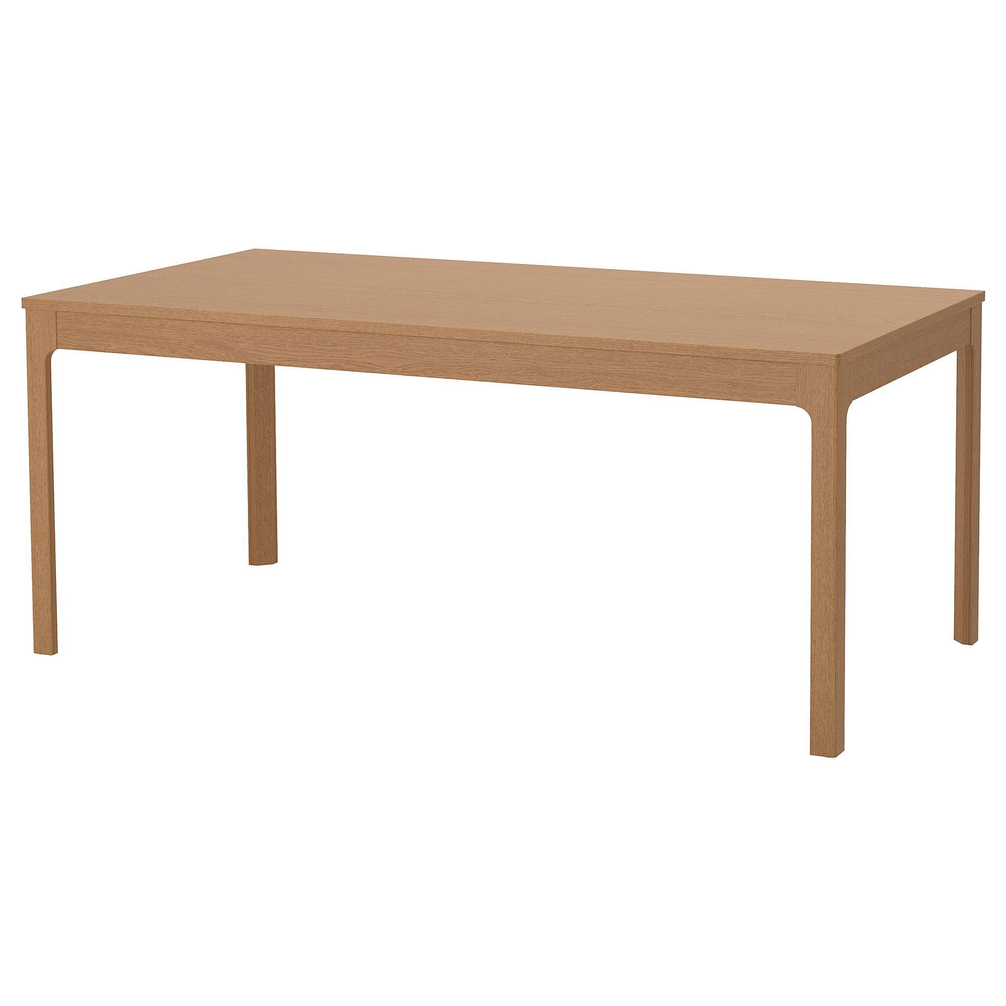 Tavoli Allungabili Da Esterno Ikea.Ekedalen Tavolo Allungabile Rovere 180 240x90 Cm Mobili