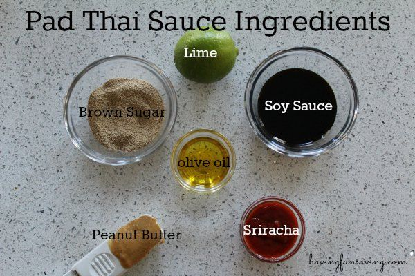 The Best Chicken Pad Thai Recipe Recipe Chicken Pad Thai Pad Thai Sauce Thai Sauce