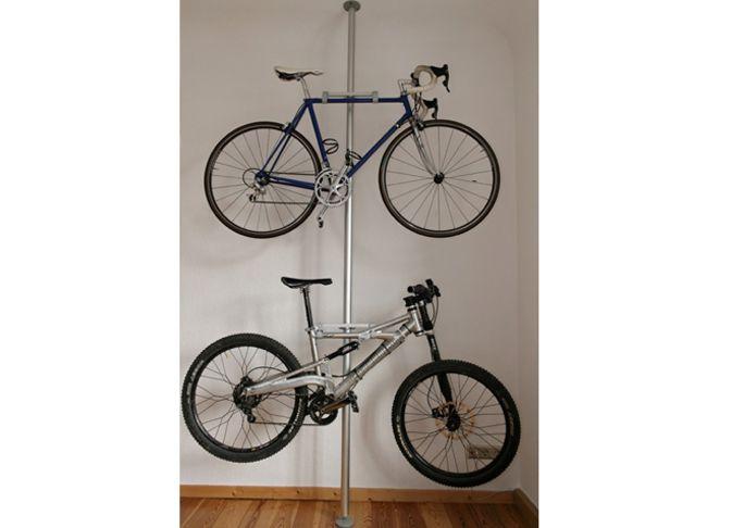 101 Epic Ikea Hacks For Your Home Bike Storage Bicycle Storage Vertical Bike Rack
