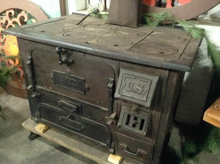 Wood Stove With Cooktop WB Designs - Wood Stove With Cooktop WB Designs