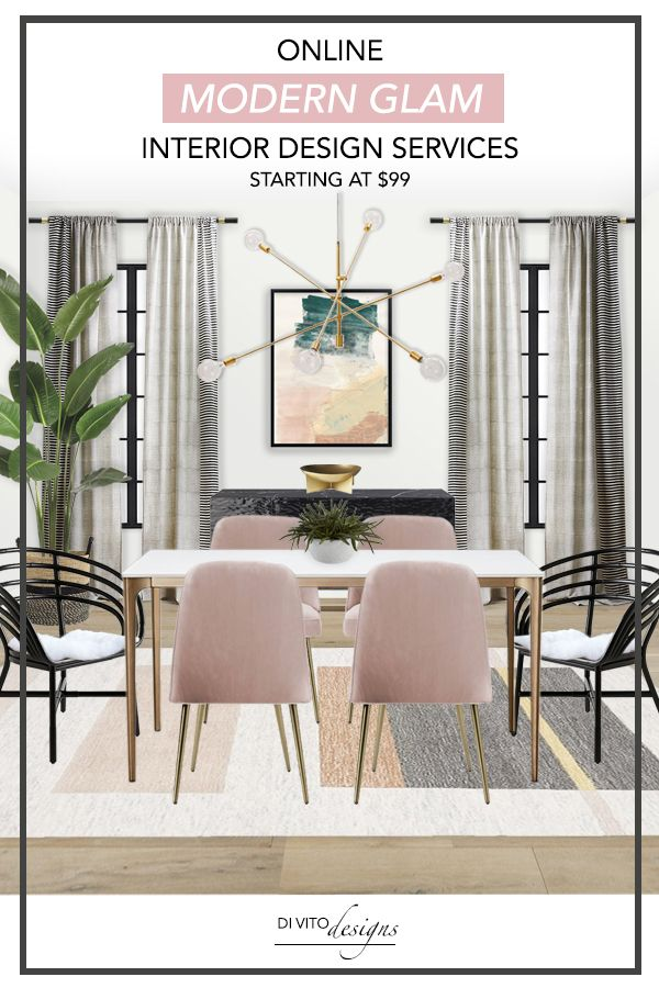 Online Room Remodel Design: Online Interior Design Services Starting At $99