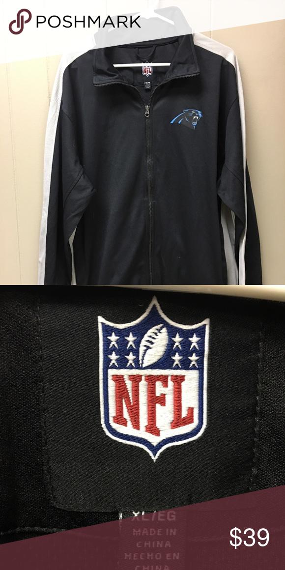 finest selection 0d553 46d7e NFL Carolina Panthers Jacket XL NFL Carolina Panthers Jacket ...