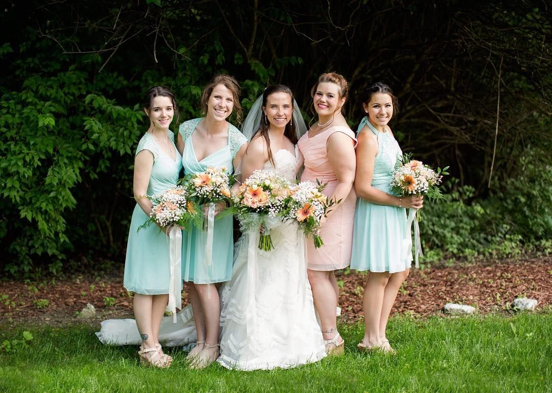 Girls wedding dress  Happy girls are the prettiest girls Wedding Wedding Day Wedding