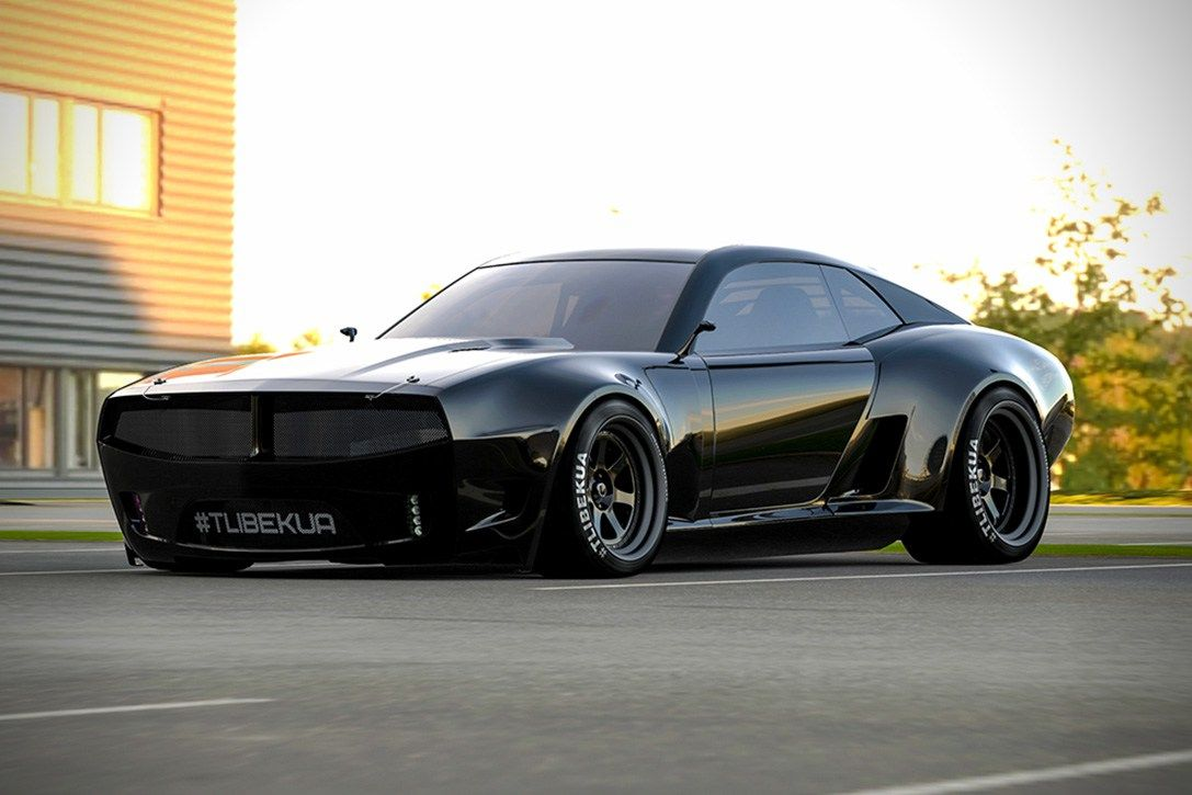 Great Comeback The New Pontiac Firebird Tt Concept All Things