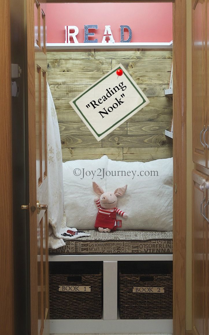 http://www.joy2journey.com- reading nook