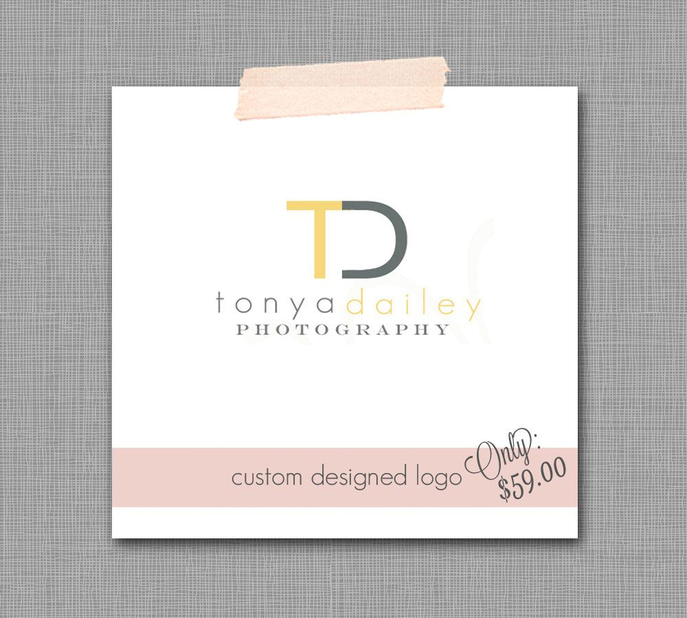 Custom Logo Design Package Small Business or by 59LogoDesign, $59.00