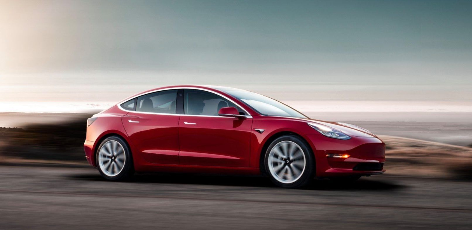 Tesla Says Model 3 Production Rate At Over 1 000 Per Week And