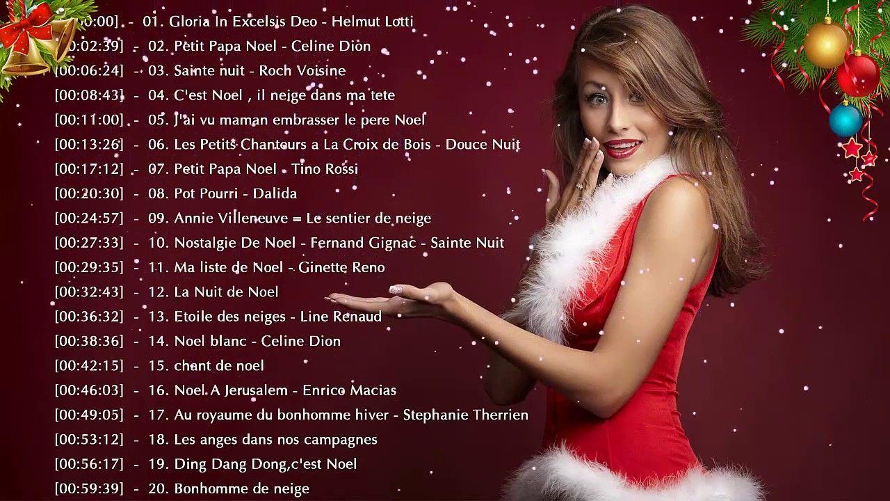 Chansons De Noel 2019 Top 100 Les Plus Chansons De Noel 2019 Musique Christmas Song Songs