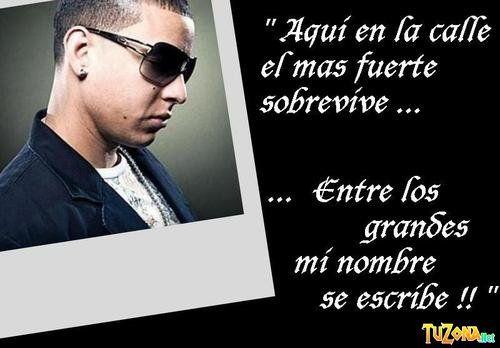 Imágenes De Daddy Yankee Con Frases Daddy Yankee Daddy Ramón Luis Ayala Rodríguez