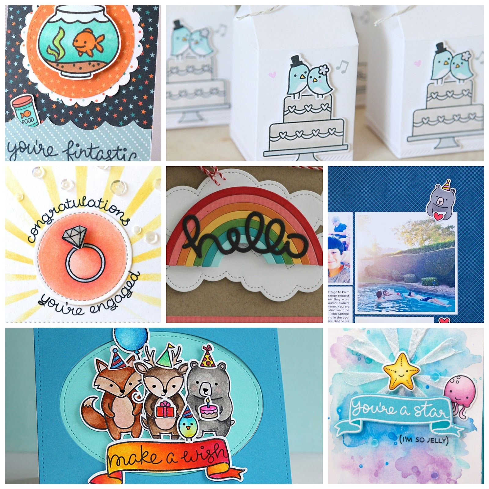 the Lawn Fawn blog: Lawn Fawn Summer 2015 Release Week BIG Giveaway Post