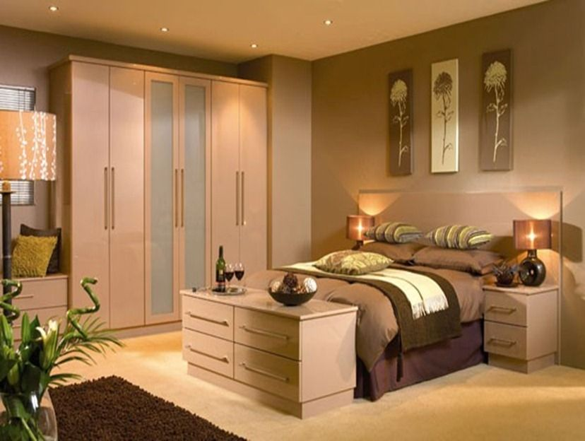 Fitted Wardrobes Off Capital Bedrooms Bedroom Paint Colors With - Master bedroom paint ideas 2013