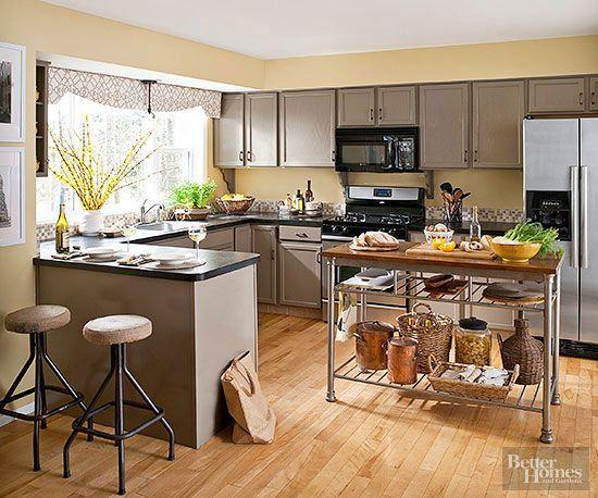 Warm Kitchen Color Schemes | Kitchen colour schemes, Warm ...