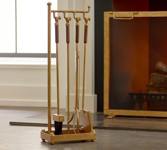 Industrial Fireplace Tool Set Fireplace Tool Set Industrial Fireplaces Fireplace Tools