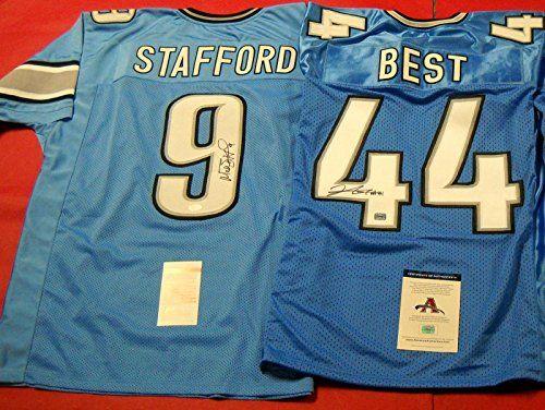 best loved fb3b6 f8803 50% off matthew stafford jersey amazon ab51c f0281