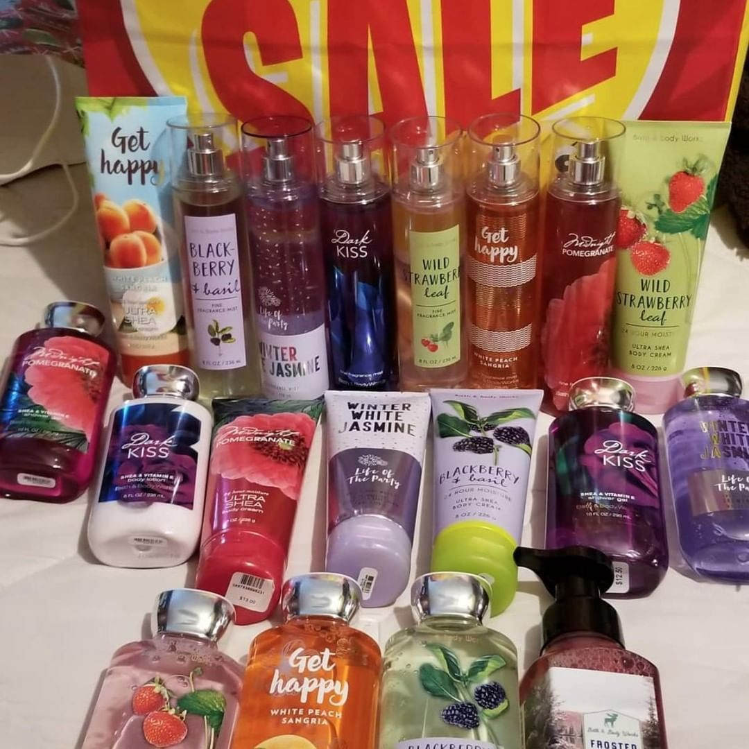 Bath Body Works On Instagram There S Only 1 Week Left Of Sale