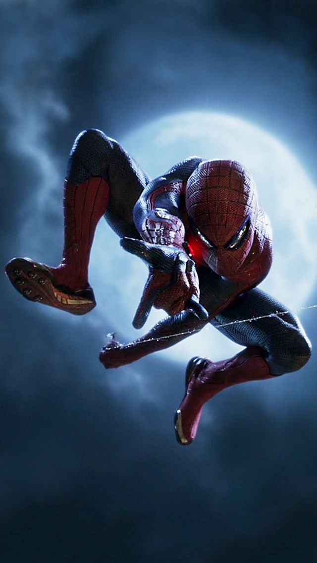 Pin By Troy Fredrickson On Iphone Wallpapers Amazing Spiderman