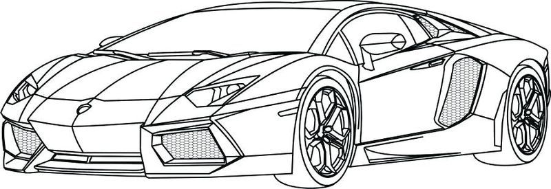 Cute Lamborghini Coloring Pages Coloring Pages Race Car Coloring Pages Coloring Pictures