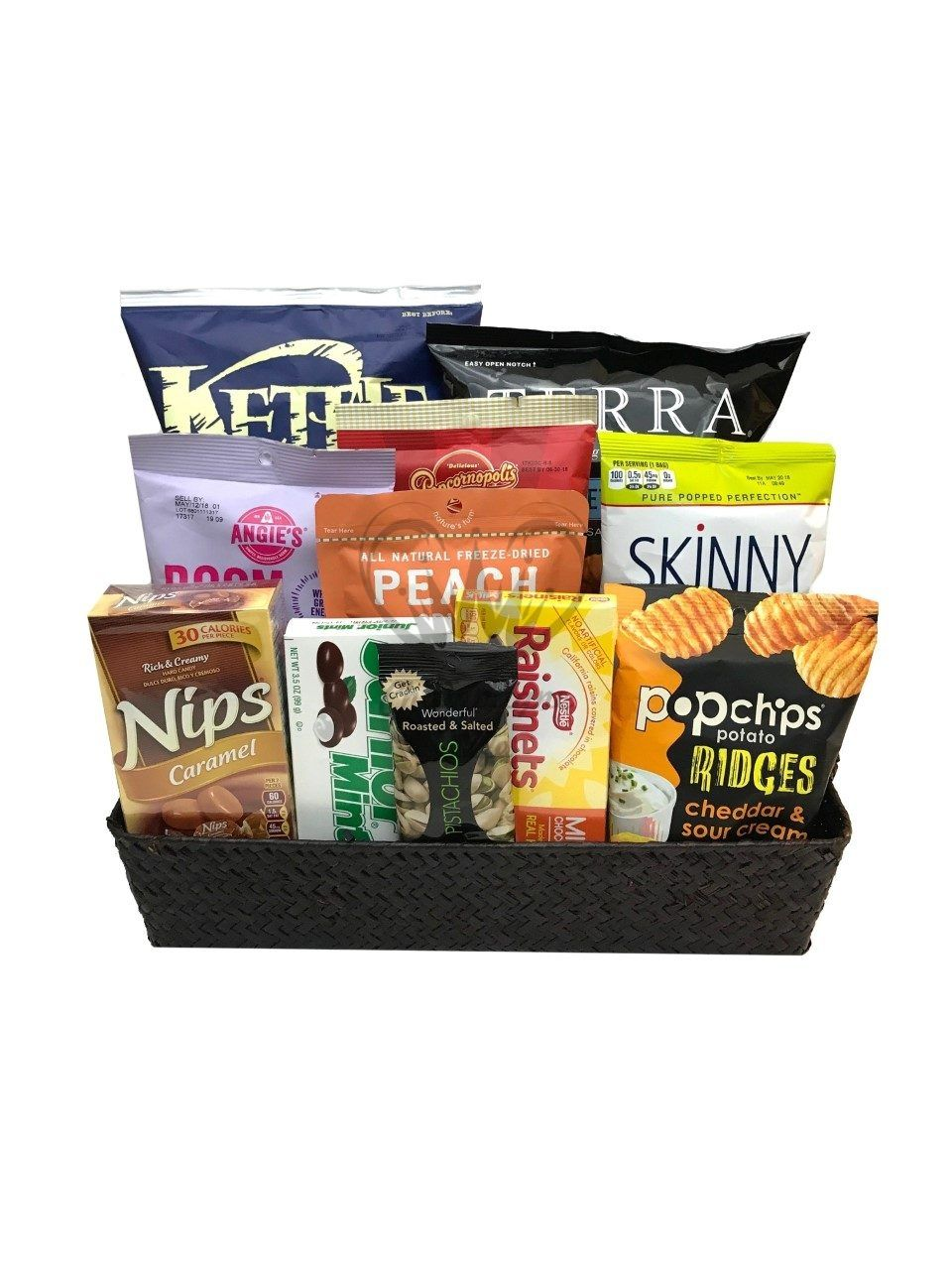 Gluten free gourmet snacks gift basket gluten free popcorn gluten the gluten free gourmet snacks gift basket is available for same day delivery in las negle Gallery