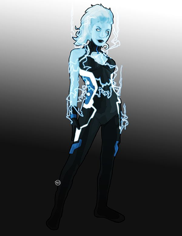 Livewire by tsbranch.deviantart.com on @DeviantArt