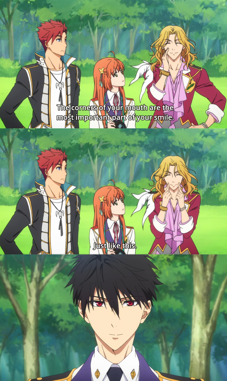 Magic-kyun! Renaissance : magic-kyun!, renaissance, Magic, Kyun!, Renaissance, Anime, Quotes,, Anime,, Zelda, Characters