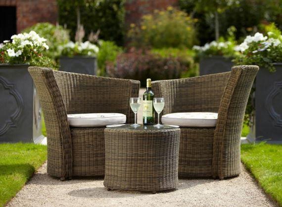 Image result for sillas para terraza en mimbre