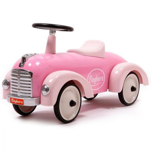 porteur speedster rose jouet enfant voiture porteur. Black Bedroom Furniture Sets. Home Design Ideas